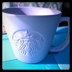 Limited addition 12 oz tall Starbucks coffee cup
